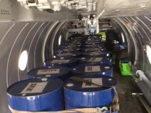 Fuel cargo